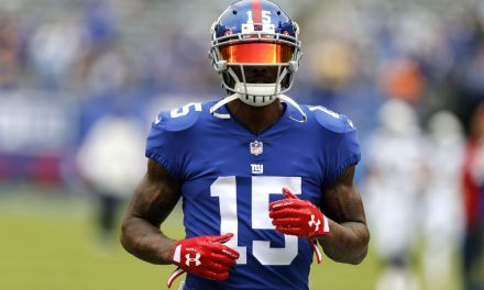 Brandon Marshall Doesn't Want Dez Bryant in New York
