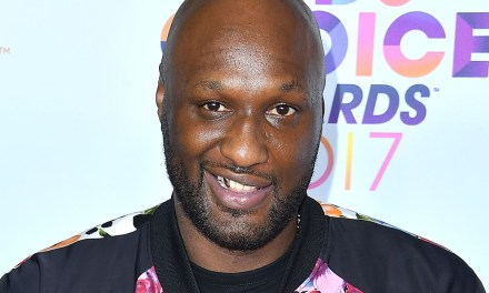 Lamar Odom Making Special 420 Appearance
