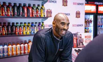 Kobe Directs BodyArmor Ads That Trolls Gatorade