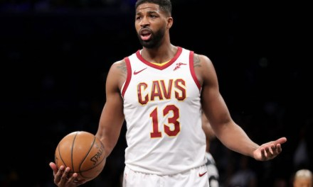 AP Sports Correspondent Says that Tristan Thompson was Checking out Pacers Dancers during Timeout