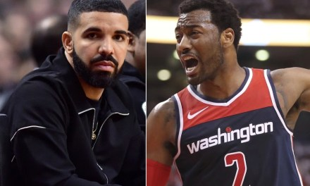 John Wall Told Drake The Wizards Were Going to Get Swept