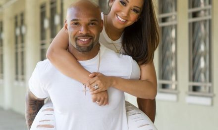 Matt Forte and Wife Enjoying Retirement