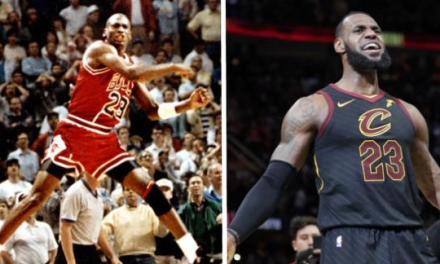 Tyronn Lue Said LeBron's Game Winner and Michael Jordan's Craig Ehlo Shot Were the Same