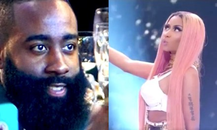 Nicki Minaj Got Them Looking Like James Harden