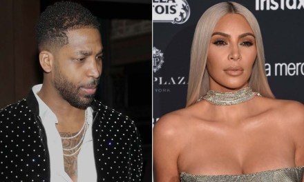 Kim Kardashian Unfollows Tristan Thompson