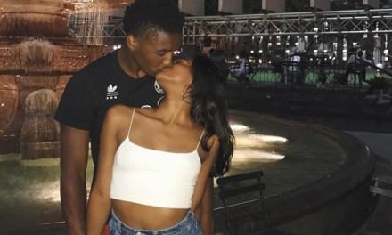 Meet Donovan Mitchell's Girlfriend Deja Lighty
