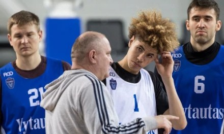 LaMelo Ball Called Lazy and Arrogant by Teammates in Lithuania
