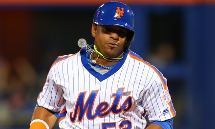 Yoenis Cespedes Hit The Most Expensive Double Ever