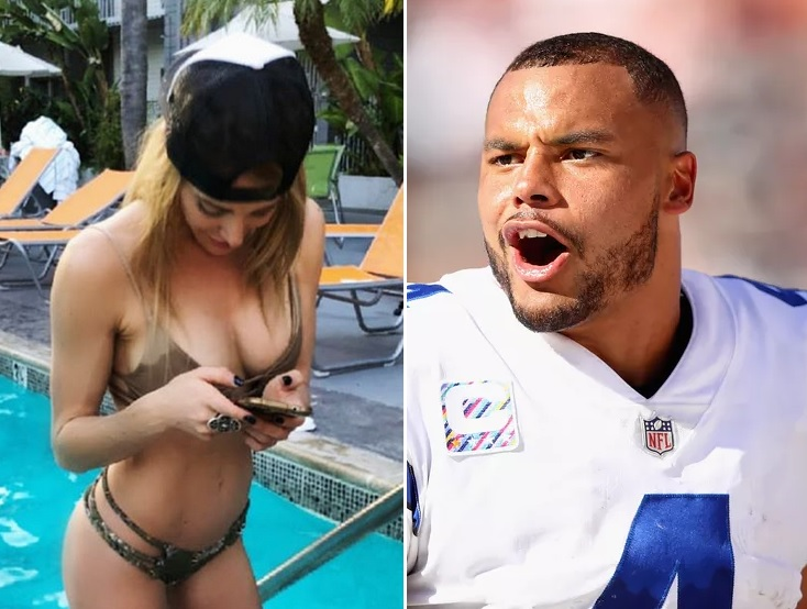 Dak Prescott Asked out Comedian Before Her Show