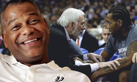 Kawhi Leonard's Uncle Dennis Robertson is the Problem in San Antonio