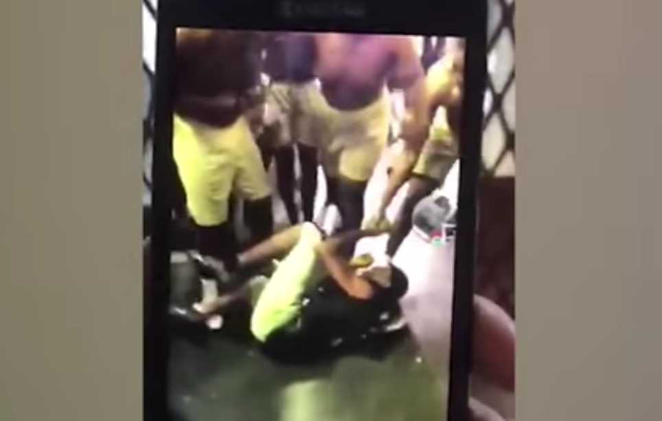 High School Football Player Has Arm Broken in Beating by His Teammates