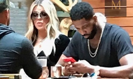 Khloe Kardashian and Tristan Thompson Spotted Together in Cleveland