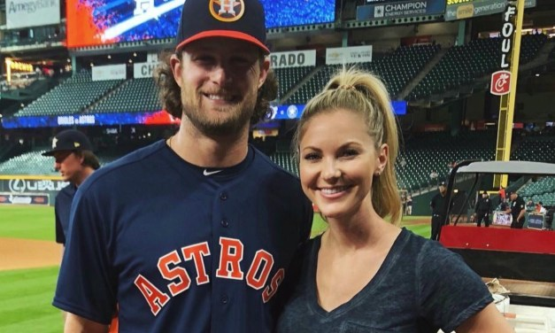 Meet Astros Pitcher Gerrit Cole's Wife Amy Cole