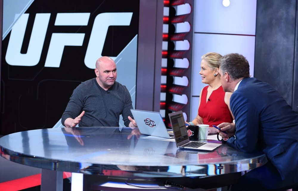 UFC, Disney And ESPN Have Finalized Multi-Year TV And Streaming Deal