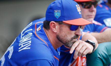 The Mets Hit a New Low and Batted Out of Order