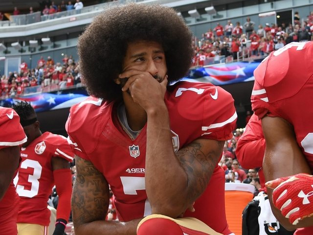 The Seahawks are No Longer Considering Signing Colin Kaepernick