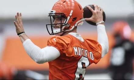 Baker Mayfield Says He's Going to do Something Extremely Responsible with His First Paycheck