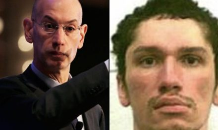 Man Who Threatened to Kill NBA Commissioner is a Rapper; Check out his Music Here