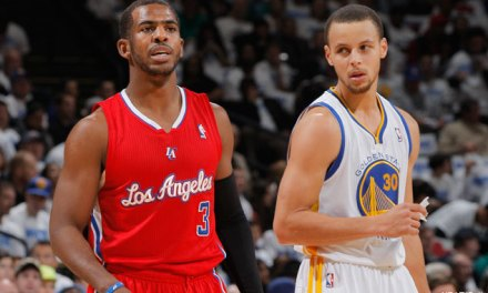 Chris Paul Exploited Steph Curry's Weak Ankles