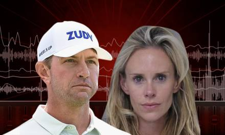 Krista Glover's 911 Call After Fighting with Lucas Glover's Mother