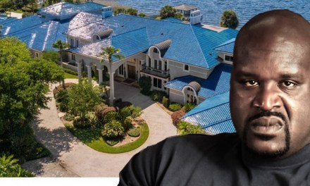 Shaq Lists Florida Mega Mansion For Sale