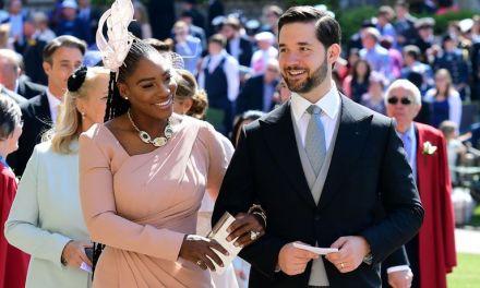 Serena Williams Beat Everyone At Beer Pong At The Royal Wedding