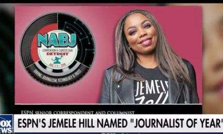 Fox and Friends Reports Jemele Hill is Unemployed; Later Tweets Correction