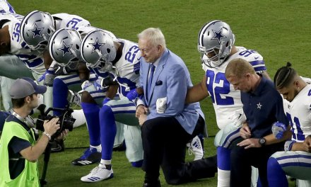 NFL Owners Considering a 15 Yard Penalty for Kneeling During the National Anthem