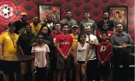 Redskins Running Back Derrius Guice Treats 50 Fans to Avengers movie night