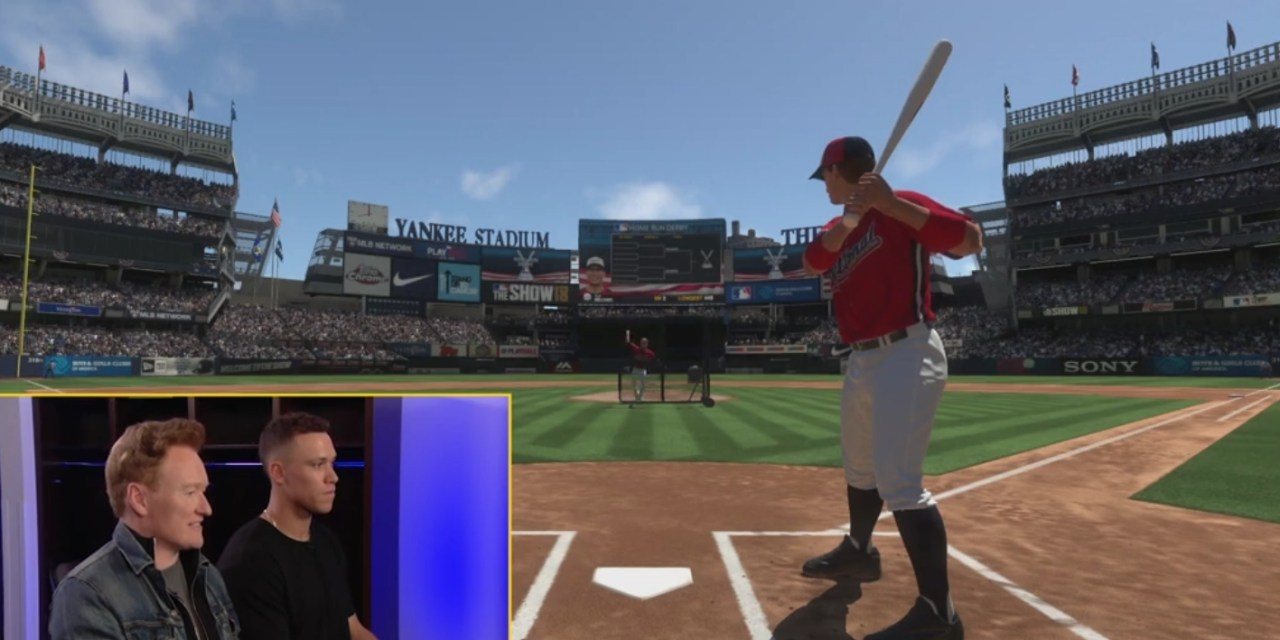 "Clueless Gamer: ""MLB The Show 18"" With Aaron Judge"