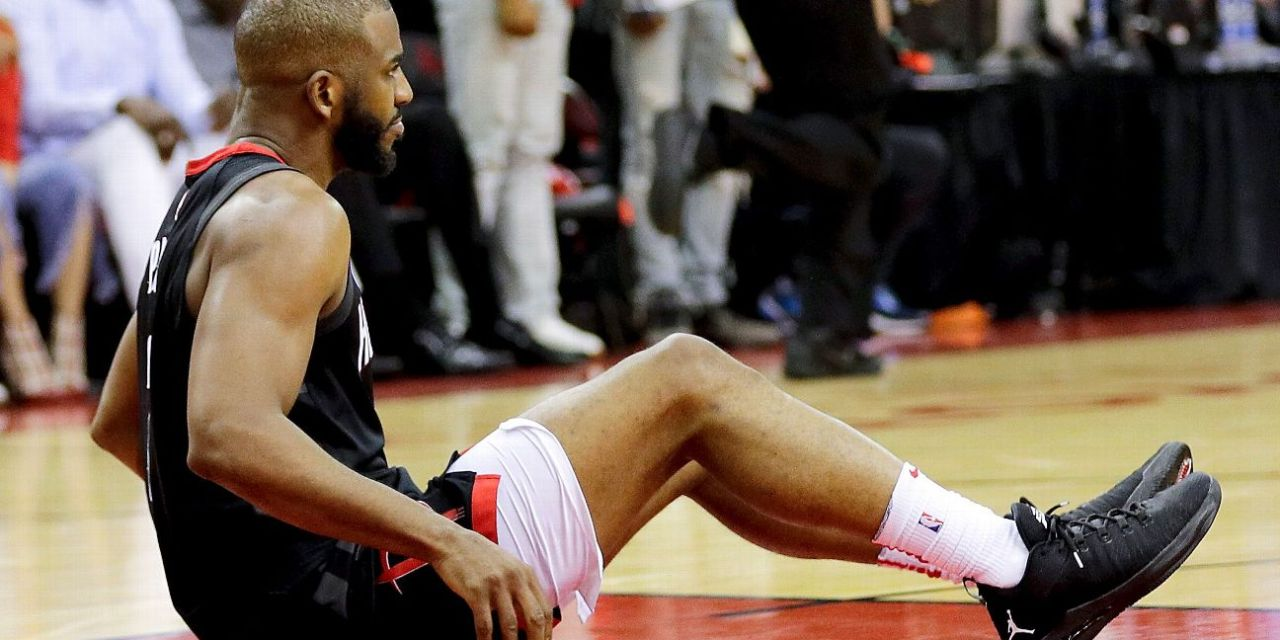 Chris Paul Not Likely to Play in Game 7