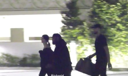 Ben Simmons and Kendall Jenner Spotted at a Beverly Hills Hotel