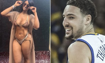 Klay Thompson Liking Girlfriend Dylan Gonzalez' IG Picture after Game 1 of the NBA Finals?