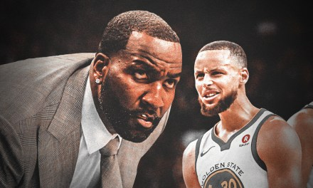 Kendrick Perkins Wanted to Fight Stephen Curry After Trash Talking
