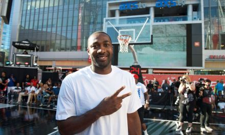 Gilbert Arenas Issued Restraining Order from Ex Girlfriend After He Threatened Sending Her Nudes