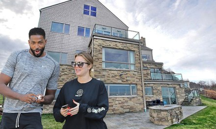A Look Inside Tristan Thompson's Cleveland Lake House
