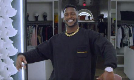 Antonio Brown Goes Sneaker Shopping With Complex