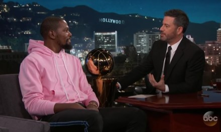 Kevin Durant Said He Knew the Series Was Over When They Won Game 1
