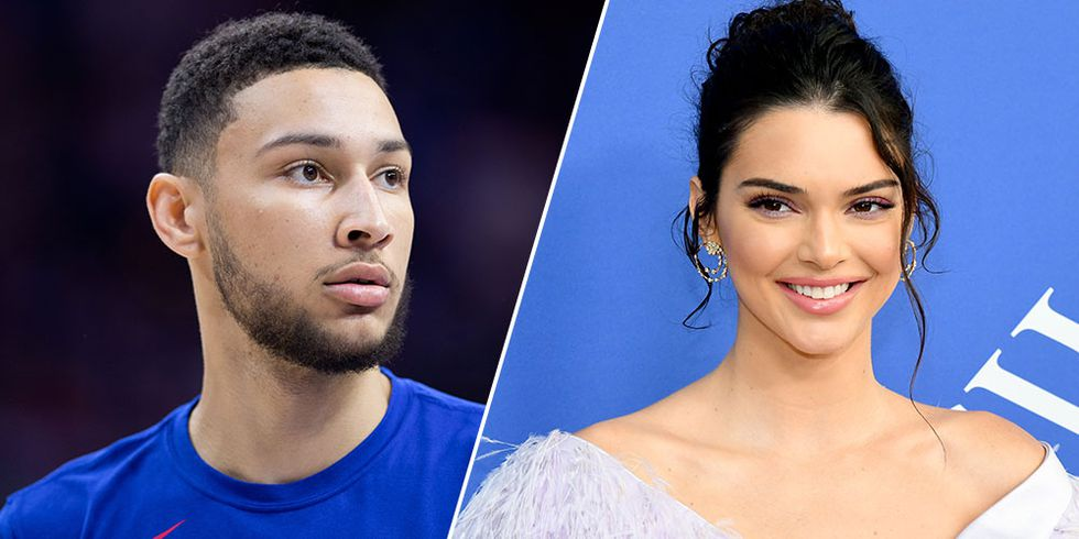 Kendall Jenner Reunites with Ben Simmons After Hooking up with Anwar Hadid in N.Y.C