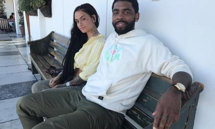 Kyrie Irving Sets the Record Straight on His Ex Kehlani