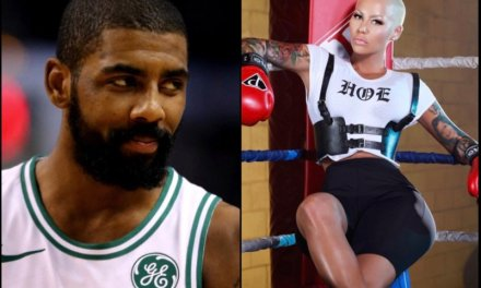 Amber Rose Responds to Kyrie Irving Dating Rumors