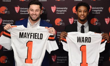 Baker Mayfield Responded to Colin Cowherd's Criticism on Twitter