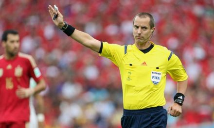 Referee Mark Geiger Asked for the Shirt of Cristiano Ronaldo During Portugal-Morocco Match?