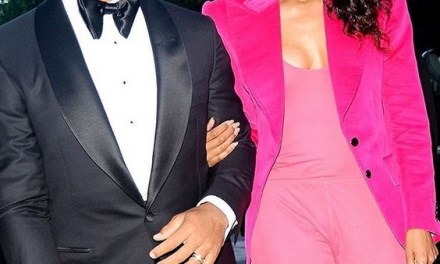 Russell Wilson and Ciara Hit Up Summer Party in London