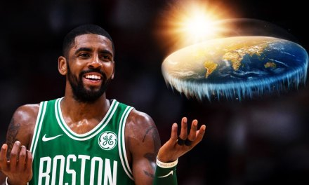 Kyrie Irving's New Teammate Robert Williams Also Believes the Earth is Flat