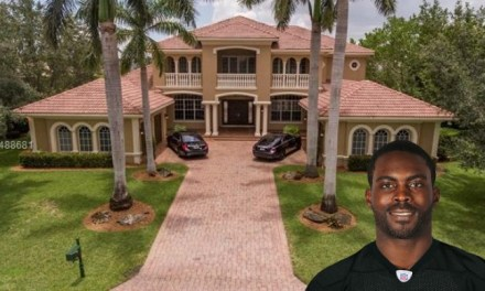 Michael Vick's South Florida Home for Sale