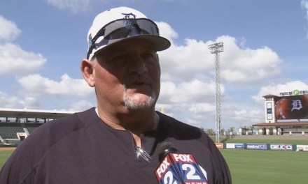 Chris Bosio Says He Was Fired for Calling a Player a Spider Monkey
