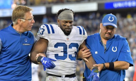 Colts Running Back Robert Turbin Suspended For PED Violation