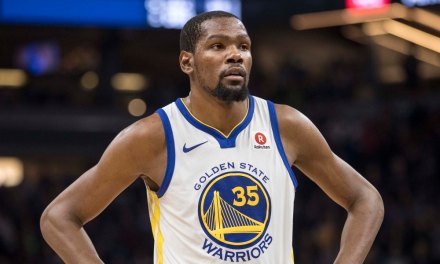 Kevin Durant is Staying with the Warriors for One, Maybe Two More Years