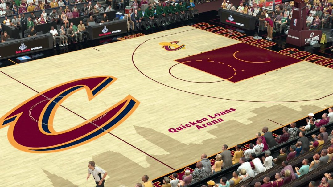 The Cavaliers Made Everyone With Floor Seats Sign Three Year Deals